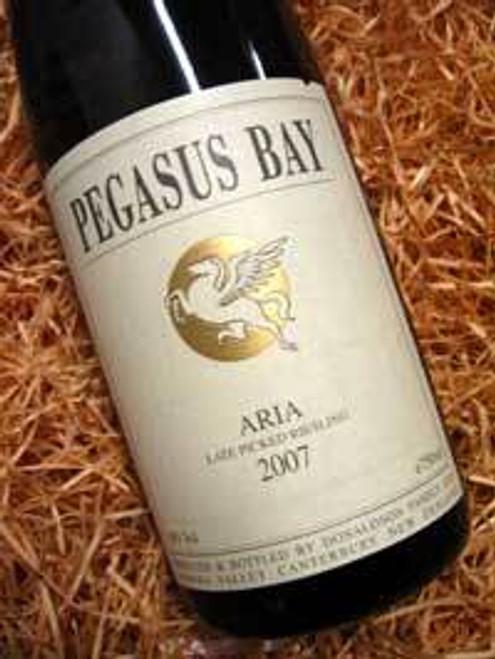 Pegasus Bay Aria Late Picked Riesling 2007