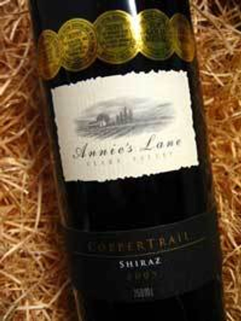 [SOLD-OUT] Annies Lane Copper Trail Shiraz 2005