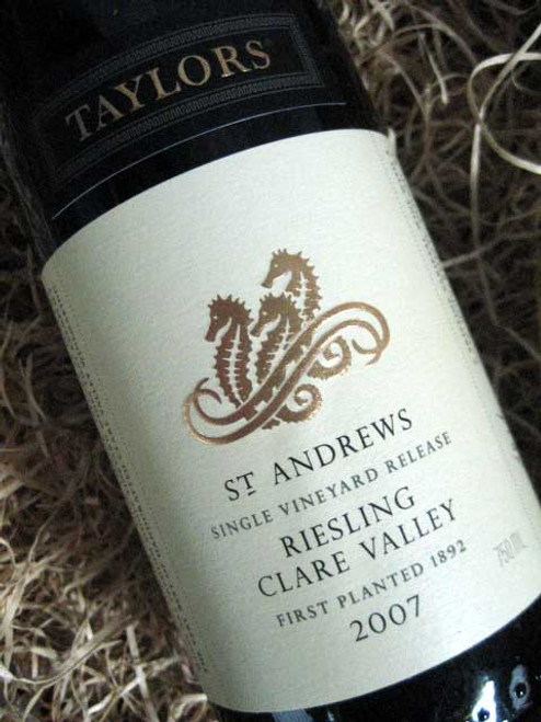 Taylors St Andrews Riesling 2007