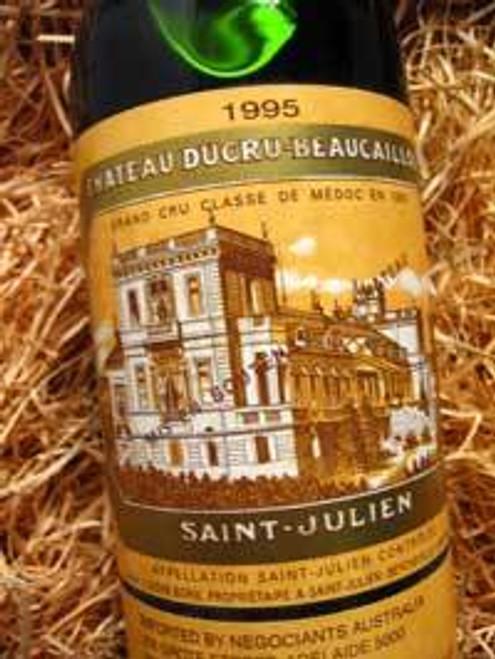 Chateau Ducru Beaucaillou 1995