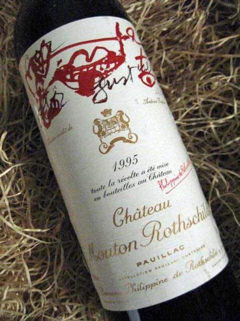 Chateau Mouton Rothschild 1995
