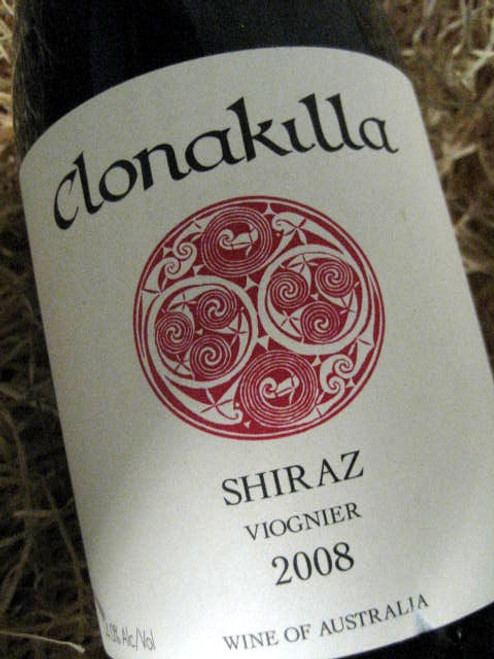 Clonakilla Shiraz Viognier 2008