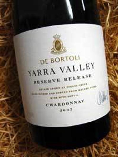 De Bortoli Yarra Reserve Chardonnay 2007