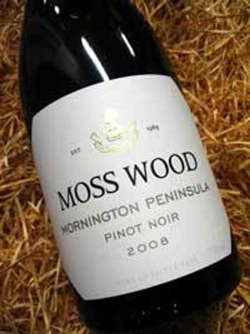 Moss Wood Mornington Pinot Noir 2008