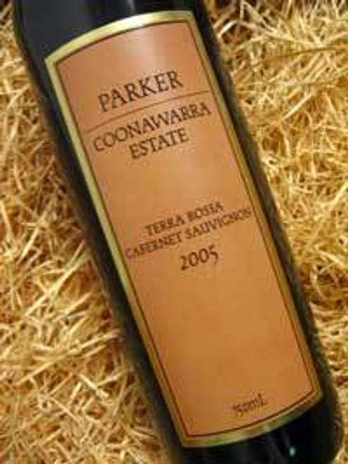 Parker Estate Terra Rossa Cabernet Sauvignon 2005