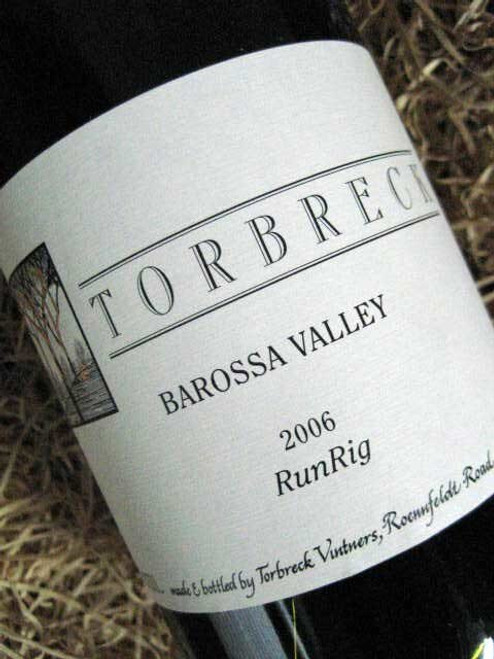 [SOLD-OUT] Torbreck Run Rig Shiraz 2006