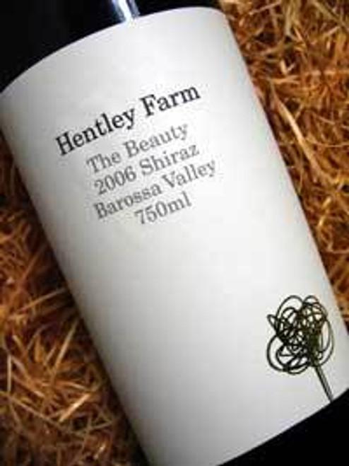 Hentley Farm The Beauty Shiraz 2006
