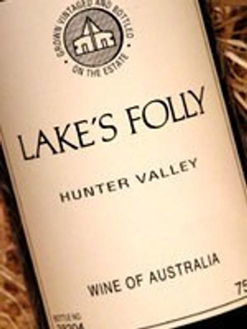 Lake's Folly White Label Cabernets 1997