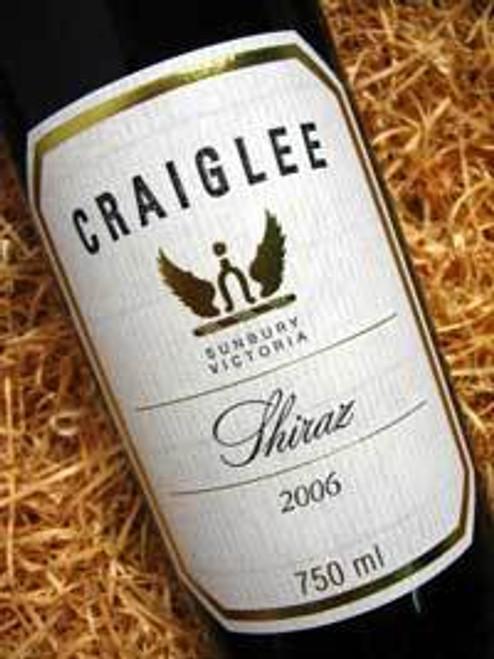 Craiglee Shiraz 2006