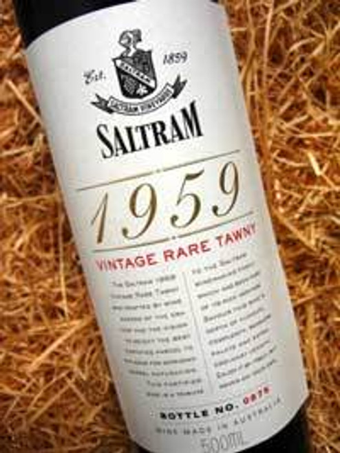 Saltram Vintage Rare Tawny 1959