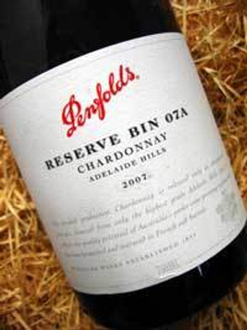 Penfolds Bin 07A Chardonnay 2007