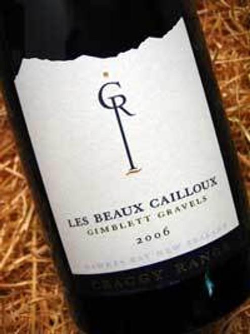Craggy Range Les Beaux Cailloux Chardonnay 2006