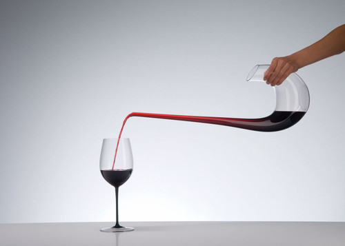 [SOLD-OUT] Riedel Swan Decanter