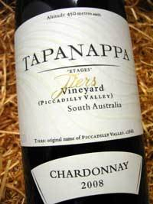 [SOLD-OUT] Tapanappa Tiers Vineyard Chardonnay 2008