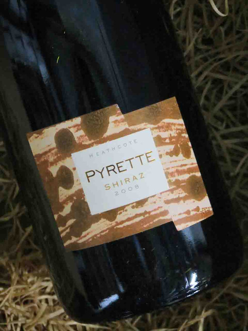 Bindi Pyrette Heathcote Shiraz 2008