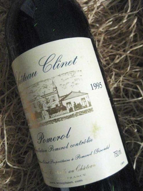 Chateau Clinet Pomerol 1995