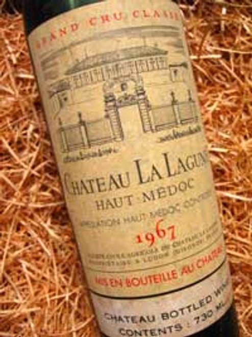 Chateau La Lagune Haut-Medoc 1967