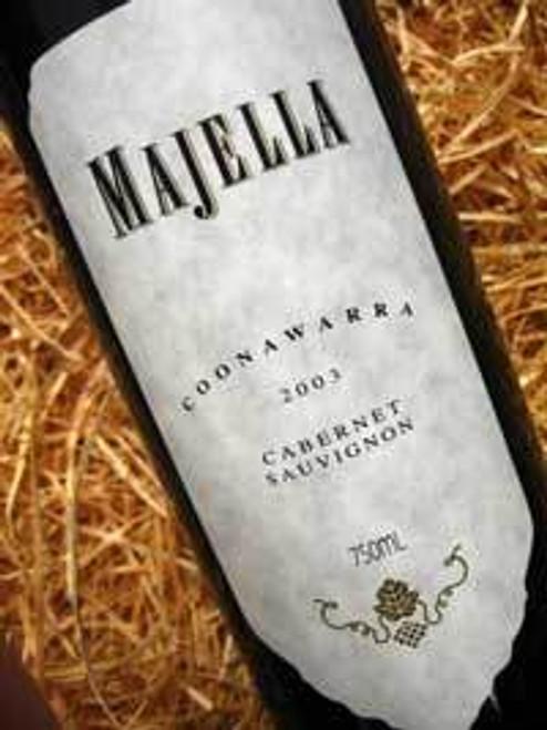 Majella Coonawarra Cabernet Sauvignon 2003