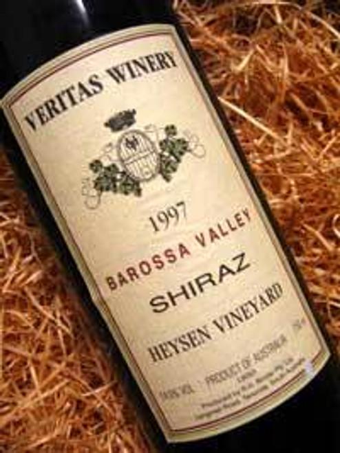 Rolf Binder Veritas Heysen Shiraz 1997