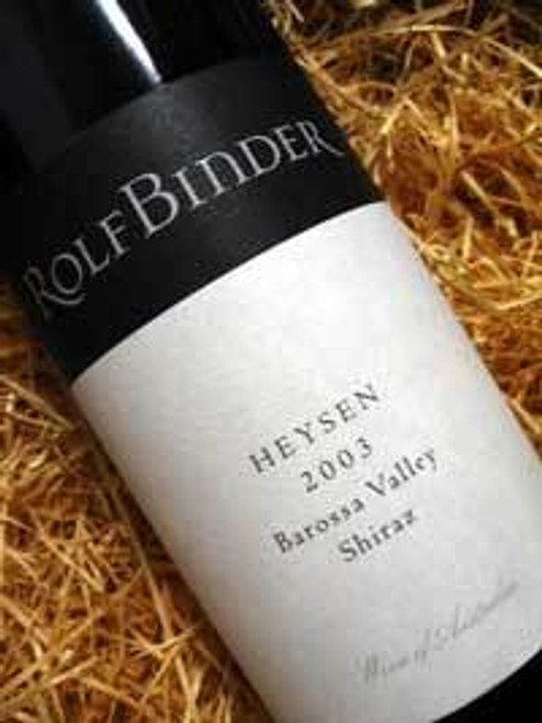 Rolf Binder Veritas Heysen Shiraz 2003