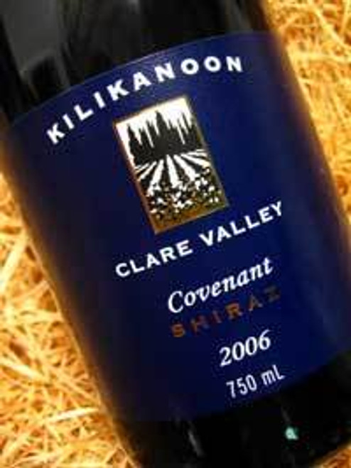 Kilikanoon Covenant Shiraz 2006