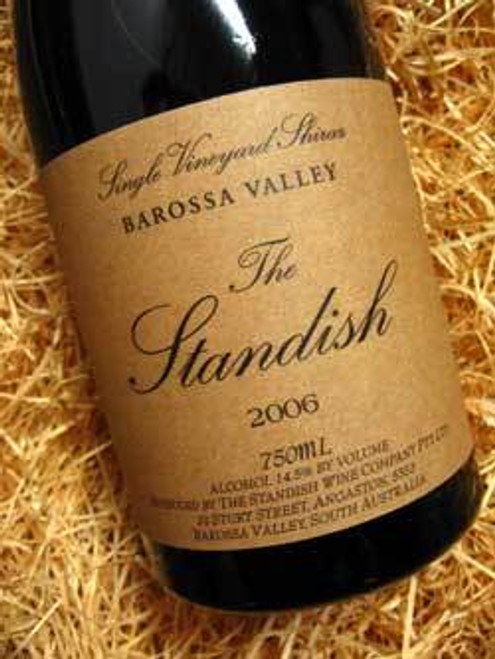 [SOLD-OUT] Standish The Standish Shiraz 2006