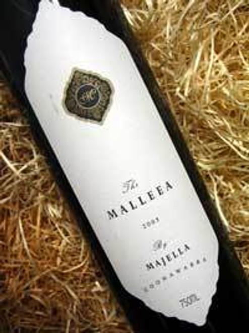 Majella The Malleea Cabernet Shiraz 2005