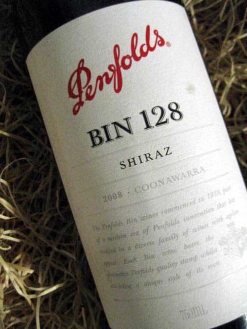 Penfolds Bin 128 2008