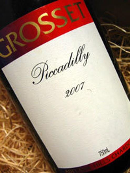 Grosset Piccadilly Chardonnay 2008