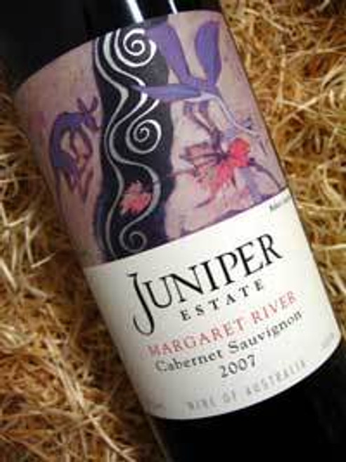 Juniper Estate Cabernet Sauvignon 2007