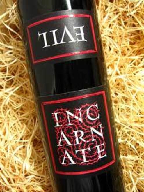 R Wines Evil Incarnate Shiraz 2004