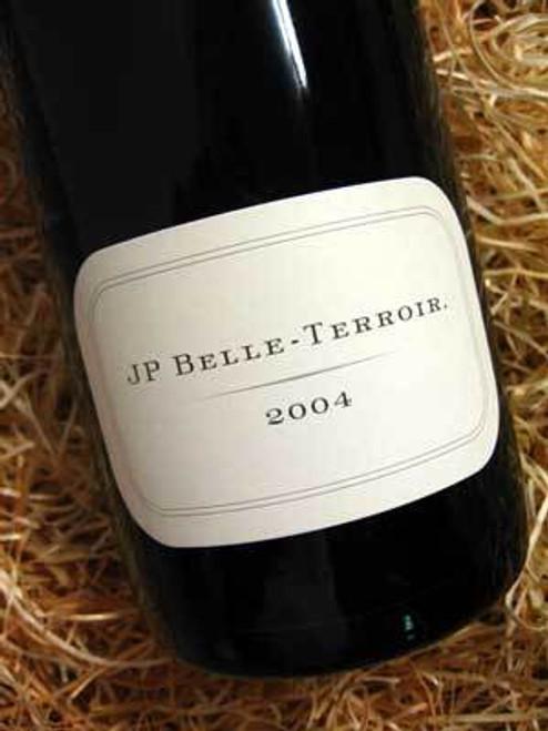 R Wines JP Belle Terroir Shiraz 2004
