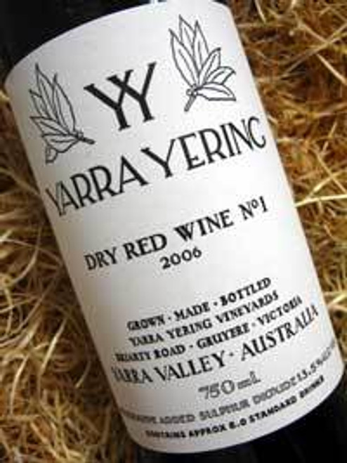 Yarra Yering Dry Red No 1 2006