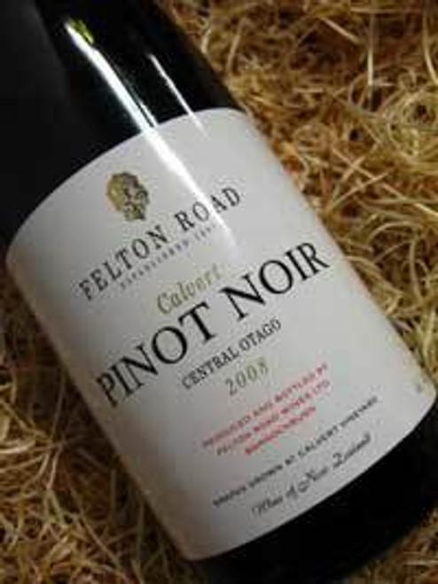 Felton Road Calvert Pinot Noir 2008