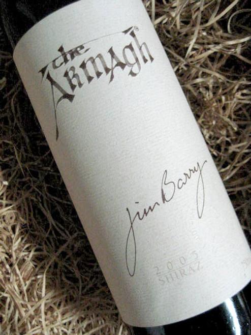Jim Barry The Armagh Shiraz 2005