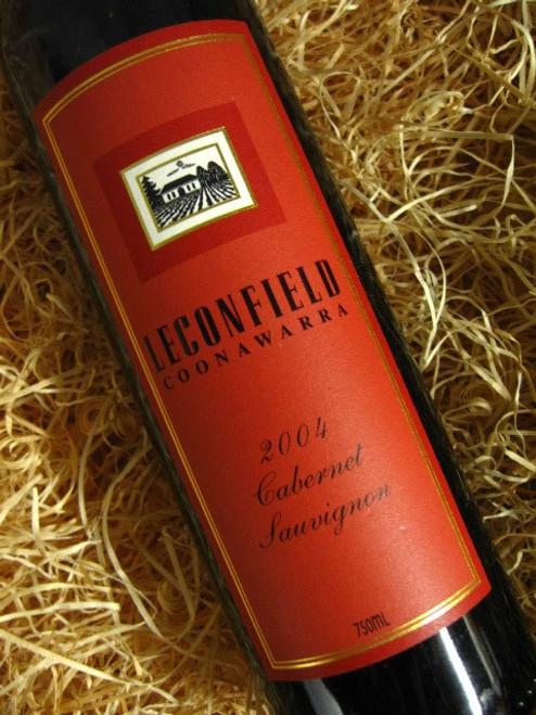 Leconfield Coonawarra Cabernet Sauvignon 2004