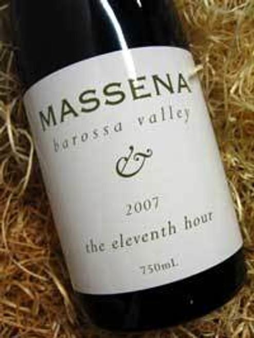 [SOLD-OUT] Massena The Eleventh Hour Shiraz 2006