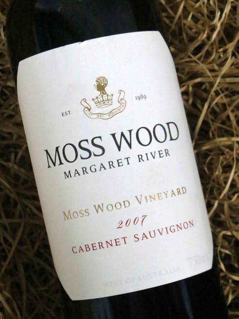 [SOLD-OUT] Moss Wood Cabernet Sauvignon 2007