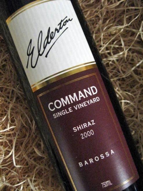 [SOLD-OUT] Elderton Command Shiraz 2000
