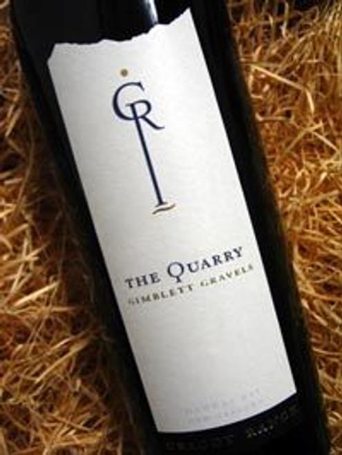 Craggy Range The Quarry Cabernet Sauvignon Merlot 2008