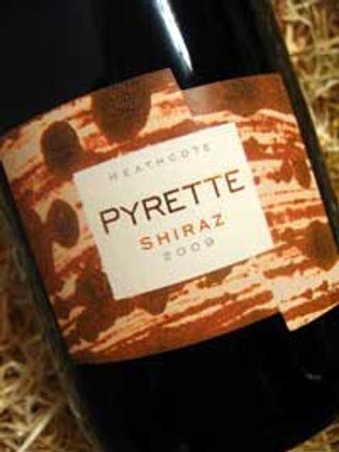 [SOLD-OUT] Bindi Pyrette Heathcote Shiraz 2009