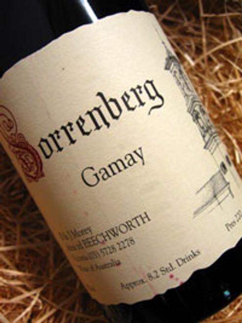 Sorrenberg Gamay 2009