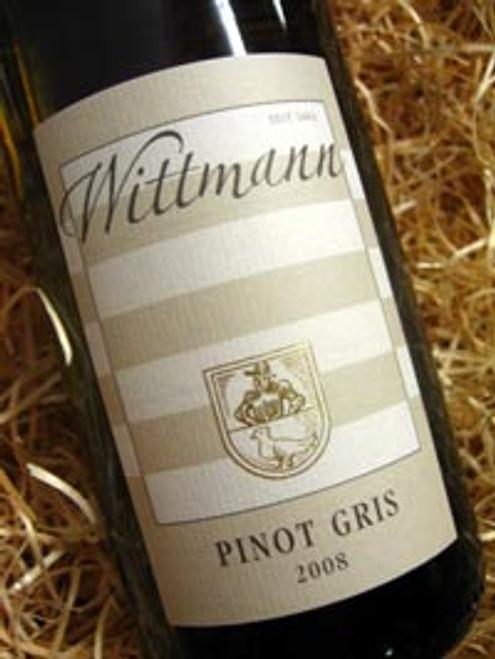 Wittmann Estate Pinot Gris 2008