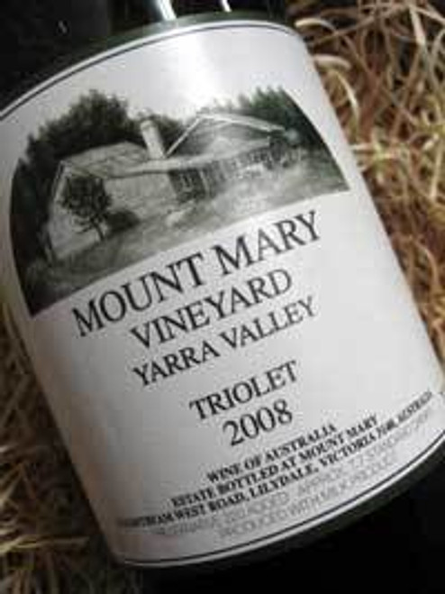Mount Mary Triolet 2008