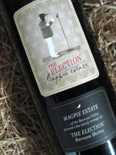 [SOLD-OUT] Magpie Estate The Election Shiraz 2005