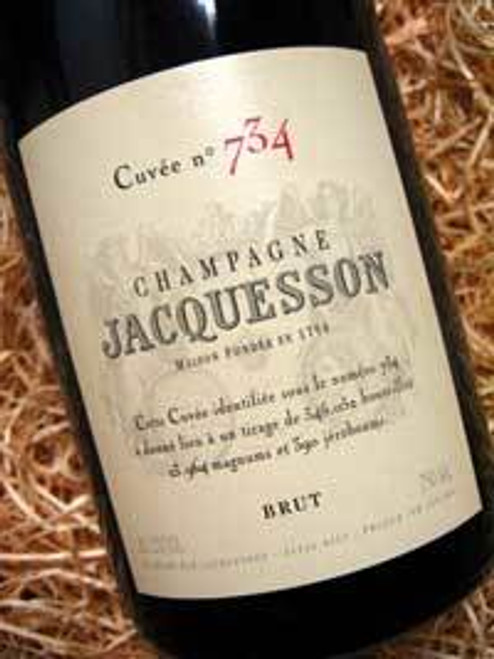 Jacquesson Cuvee 734 N.V.