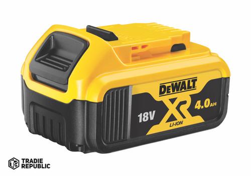 DeWalt 18V XR Li-Ion Premium Battery Pack