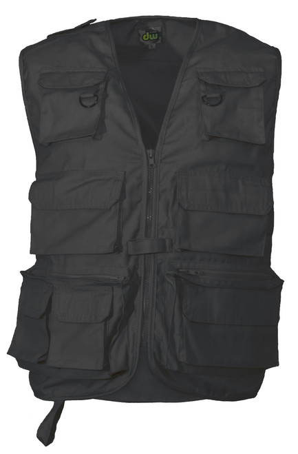 DW Fishing Vest
