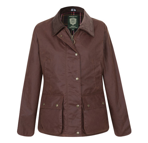 Belmont Ladies Wax Jacket