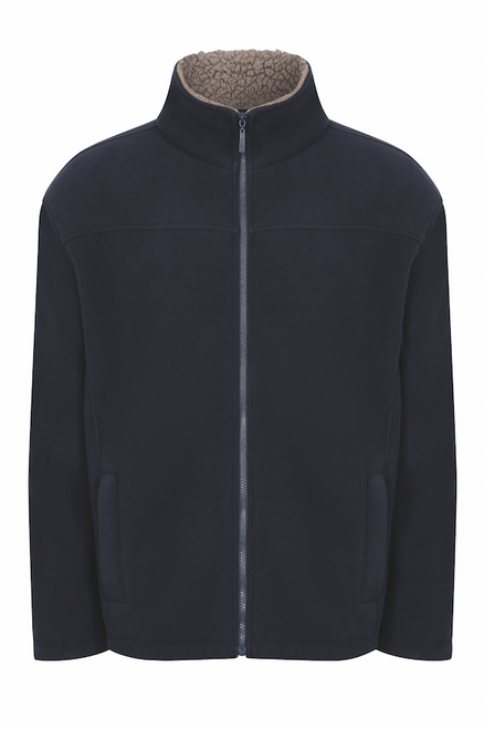 Otley Full Zip Sherpa Lined Fleece